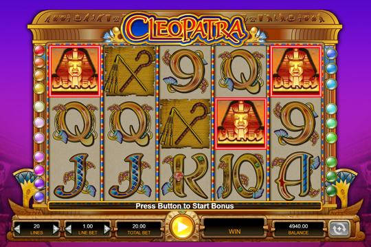 Cleopatra Bonus