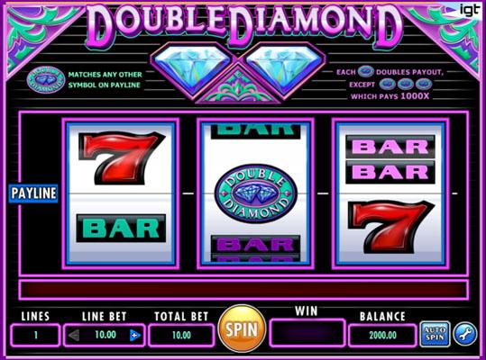 Double Diamond 1