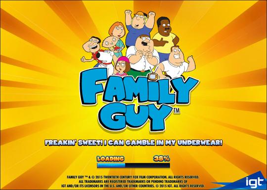 Family Guy Preloading