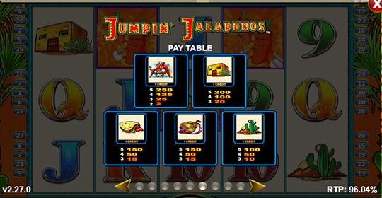 Jumpin Jalapenos 6