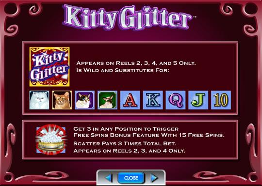 Kitty Glitter Interface 5