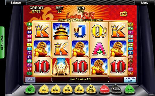Lucky 88 Wild Multiplier