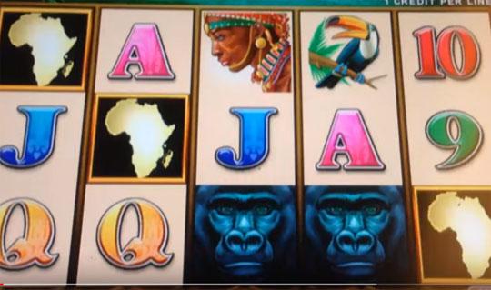 African Diamond 2