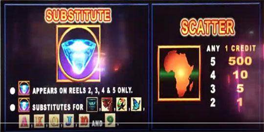 African Diamond 3