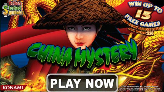 China Mystery 1