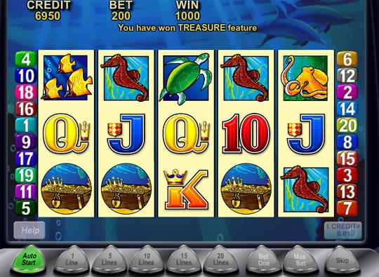Dolphin Treasure 2