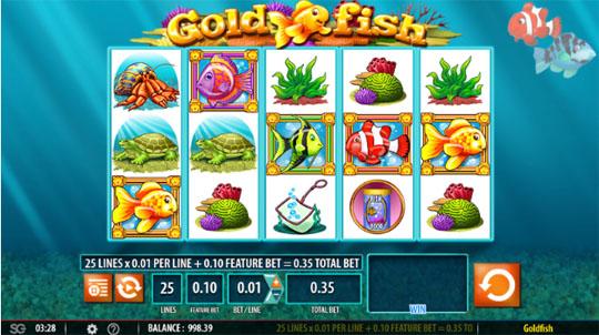 Goldfish Interface
