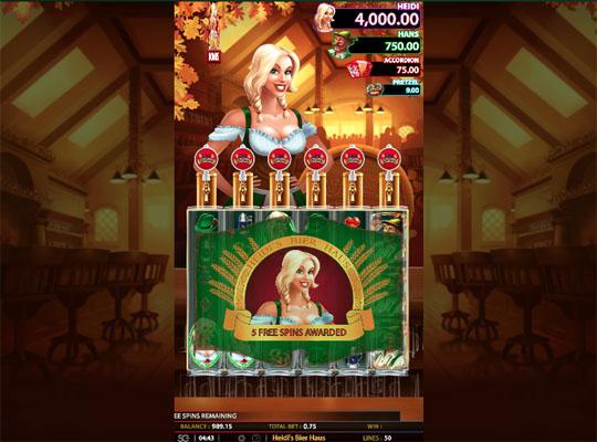 Bier Haus Slot Free Play