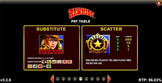 Rawhide Casino