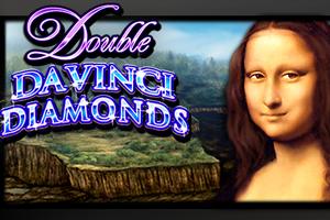 Double Da Vinci Diamonds Slot Play High 5 S Slot Machine For Free