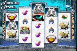 Free Online Slots Siberian Storm